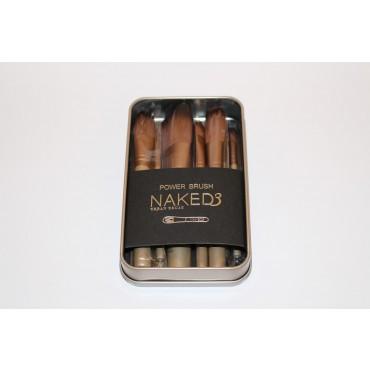 Naked 3 Profesionalne četke za šminkanje - 1.200 din !!!
